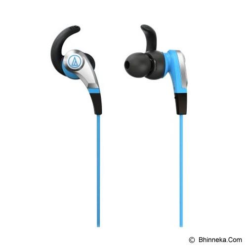AUDIO-TECHNICA SonicFuel™ In-Ear Headphones [ATH-CKX5] - Blue - Earphone Ear Monitor / Iem